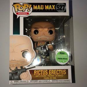 Rictus erectus pop